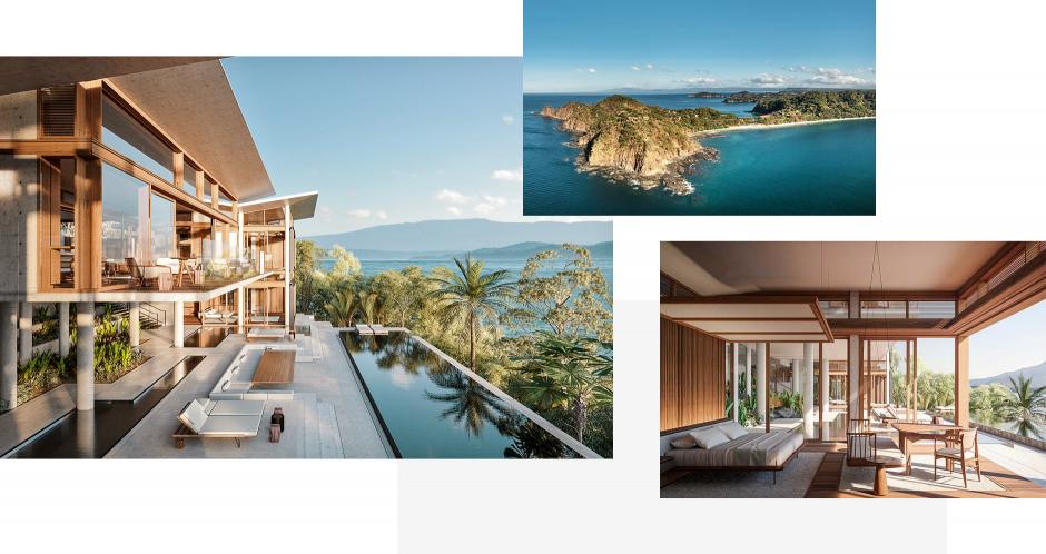 Six Senses Resort Papagayo, Costa Rica. TravelPlusStyle.com