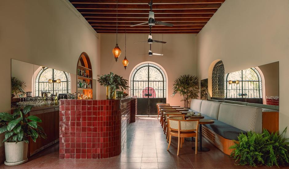 Baja Club (Hotel), La Paz, Mexico. TravelPlusStyle.com