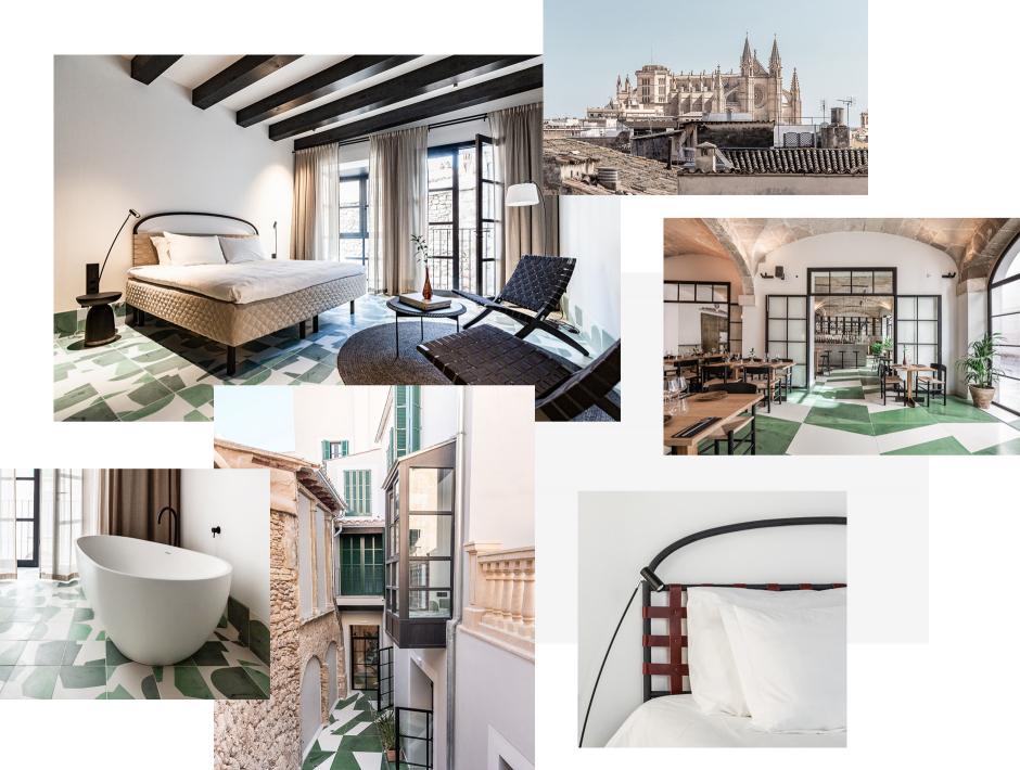 Concepció by Nobis, Palma de Mallorca, Spain. TravelPlusStyle.com