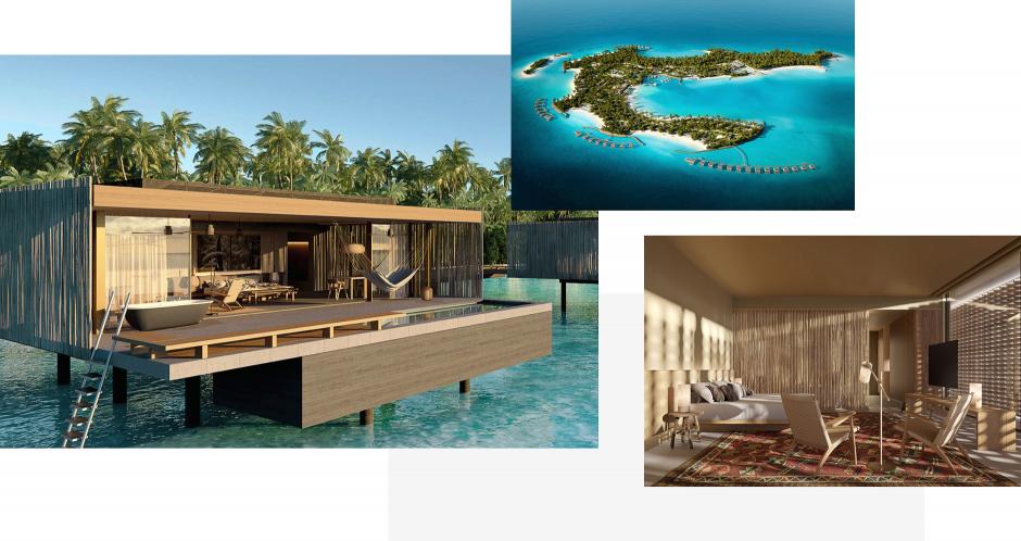 Patina Maldives, Fari Islands, Maldives. TravelPlusStyle.com
