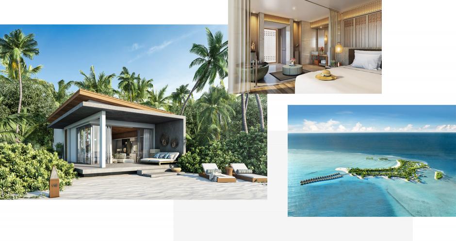 Kuda Villingili Resort Maldives, Maldives. TravelPlusStyle.com