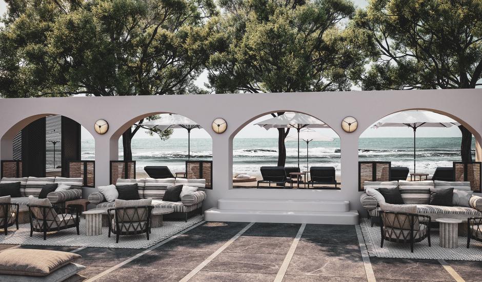 Numo Ierapetra Beach Resort, Crete, Greece. TravelPlusStyle.com