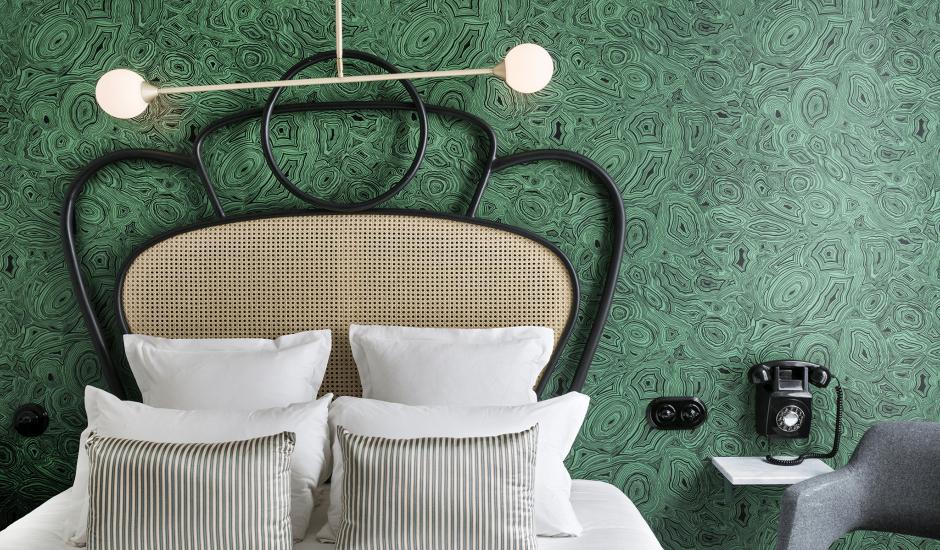 Hôtel Panache, Paris, France. TravelPlusStyle.com
