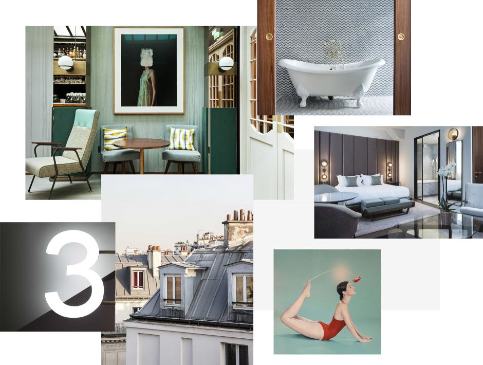 Maison Bréguet, Paris, France. TravelPlusStyle.com
