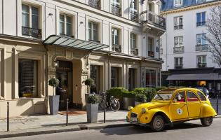 Le Pavillon des Lettres Paris, Paris, France. TravelPlusStyle.com