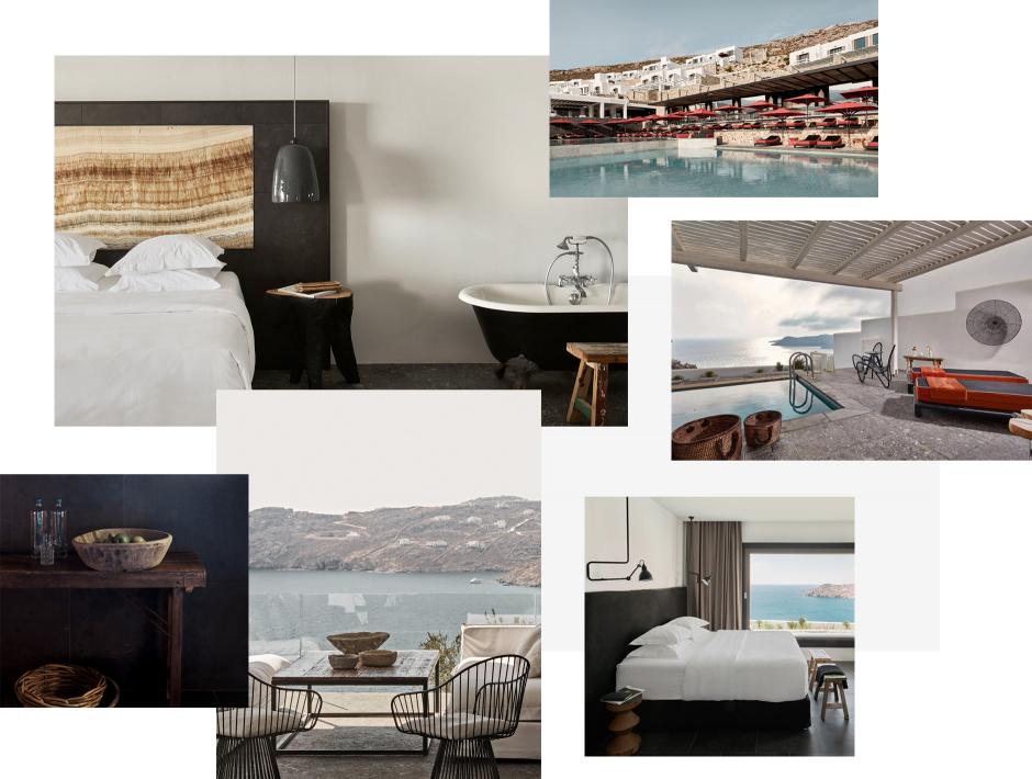 Myconian Avaton, Mykonos, Greece. The Best Luxury Hotels In Mykonos. TravelPlusStyle.com