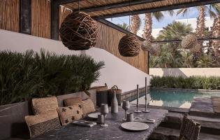 Myconian O Hotel, Ornos, Mykonos, Greece. The Best Luxury Hotels In Mykonos. TravelPlusStyle.com