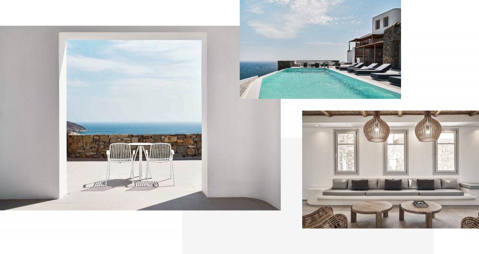Mykonos Euphoria Suites, Mykonos, Greece. The Best Luxury Hotels In Mykonos. TravelPlusStyle.com