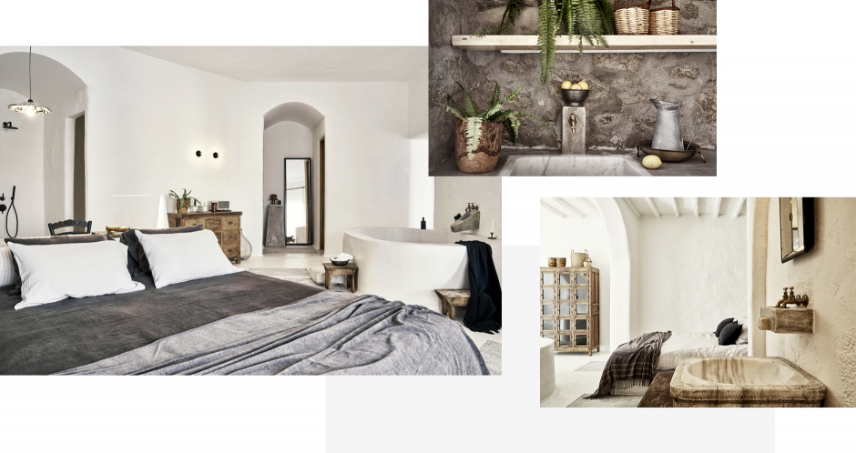Nomad Mykonos, Kalo Livadi, Greece. The Best Luxury Hotels In Mykonos. TravelPlusStyle.com
