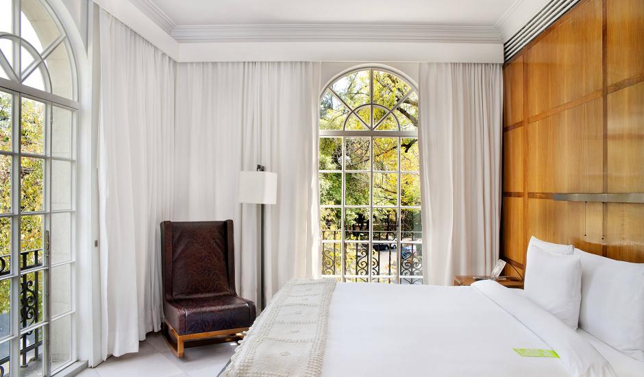 Condesa DF Hotel, Mexico City, Mexico. The Best Luxury and Boutique Hotels in Mexico City, Mexico. TravelPlusStyle.com