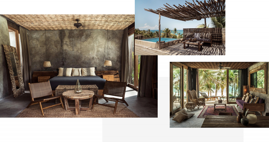 Be Tulum,Tulum, Mexico. The Best Boutique Hotels in Tulum. TravelPlusStyle.com