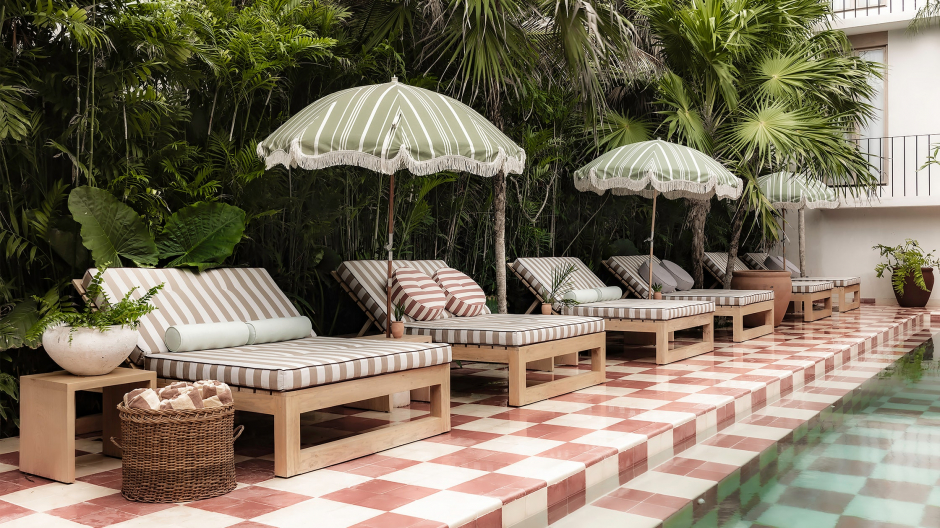 Hotel PanameraTulum, Mexico. The Best Boutique Hotels in Tulum. TravelPlusStyle.com