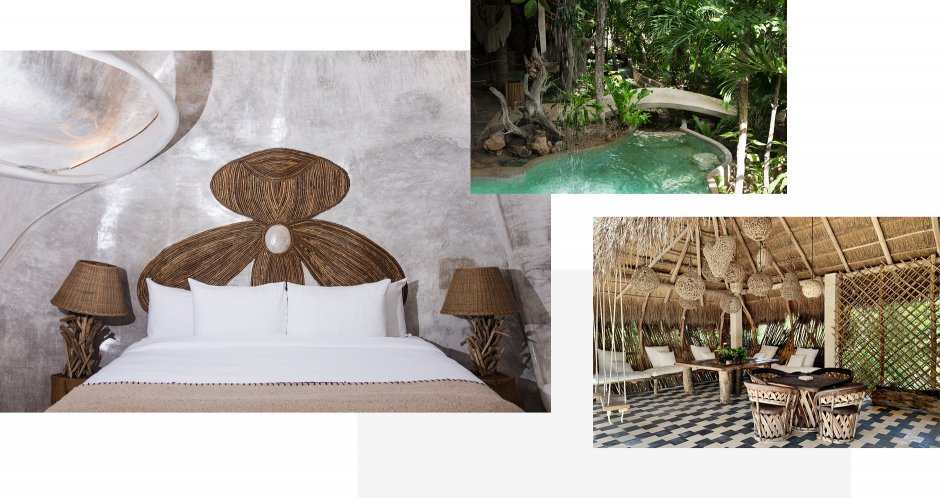 Orchid House Tulum, Tulum, Mexico. The Best Boutique Hotels in Tulum. TravelPlusStyle.com