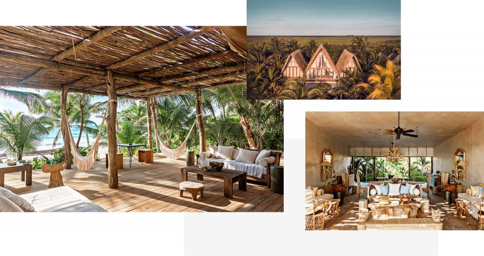 La Valise Tulum, Tulum, Mexico. The Best Boutique Hotels in Tulum. TravelPlusStyle.com