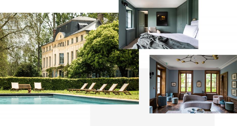 Le Domaine de Primard, Guainville, France. TravelPlusStyle.com