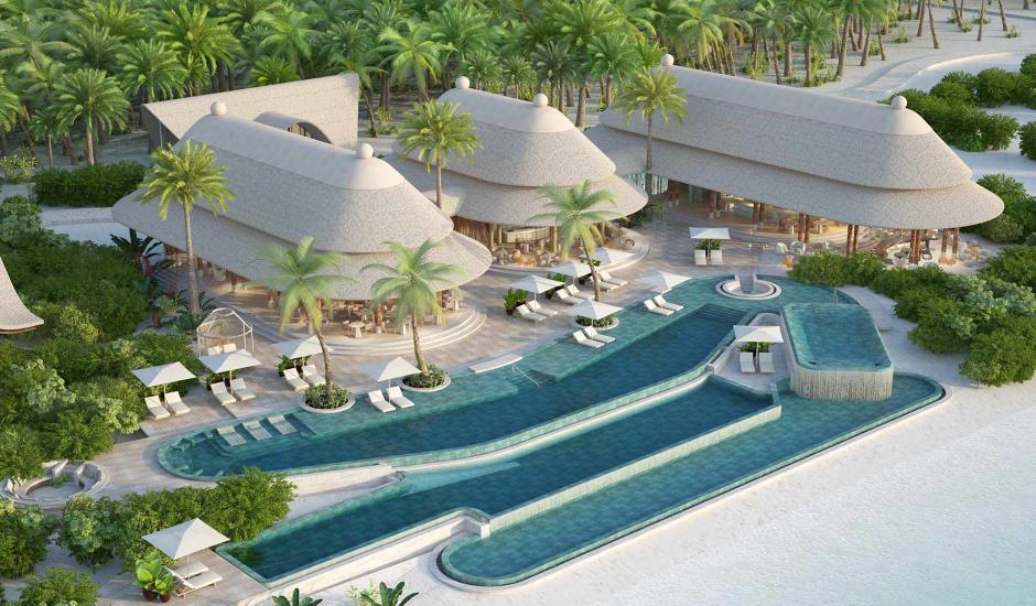 Joali Being, Bodufushi Island, Maldives. TravelPlusStyle.com