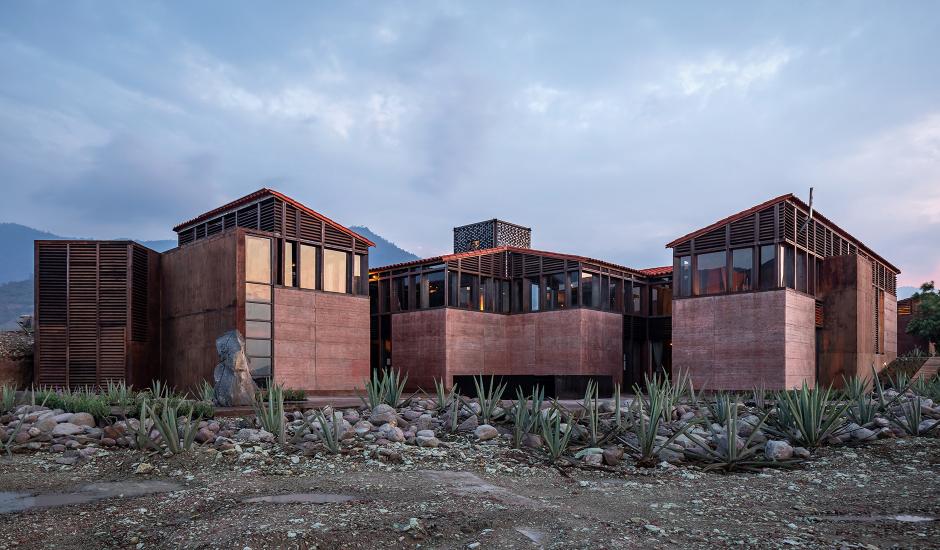 Casa Silencio, Oaxaca, Mexico. TravelPlusStyle.com
