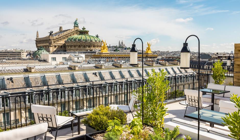 Kimpton St Honoré Paris, an IHG Hotel, Paris, France. TravelPlusStyle.com