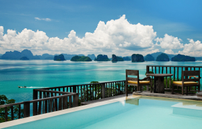 Six Senses Yao Noi, Ko Yao Noi, Phang Nga, Phuket, Thailand. The Best Luxury Beach Hotels & Resorts in Phuket, Thailand by TravelPlusStyle.com