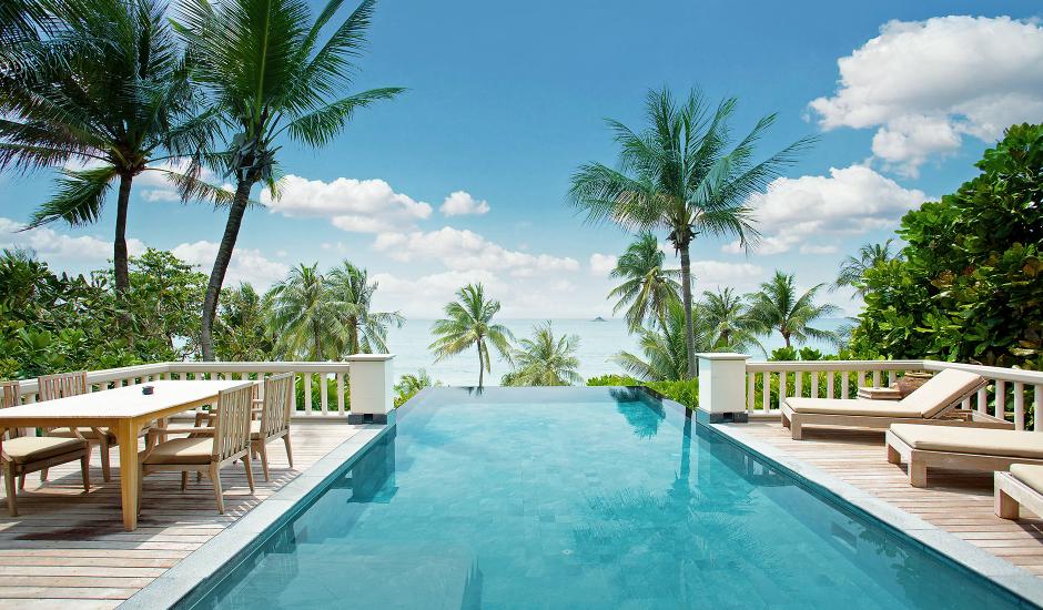 Trisara, Phuket, Thailand. The Best Luxury Beach Hotels & Resorts in Phuket, Thailand by TravelPlusStyle.com