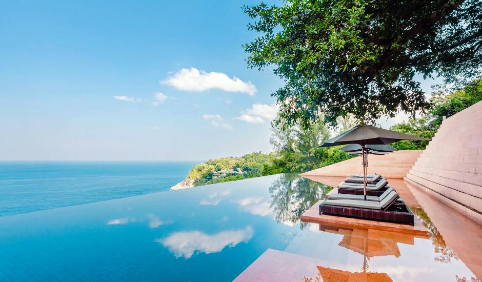 Paresa Resort, Phuket, Thailand. The Best Luxury Beach Hotels & Resorts in Phuket, Thailand by TravelPlusStyle.com