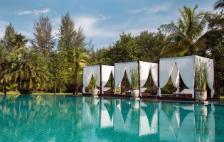 The Sarojin, Khao Lak, Phuket, Thailand. The Best Luxury Beach Hotels & Resorts in Phuket, Thailand by TravelPlusStyle.com