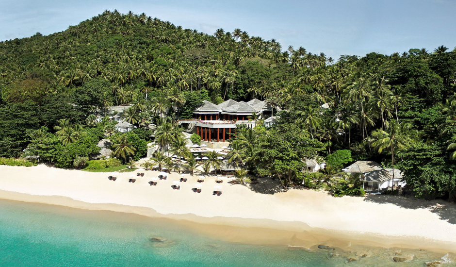 The Surin Phuket, Phuket, Thailand. The Best Luxury Beach Hotels & Resorts in Phuket, Thailand by TravelPlusStyle.com