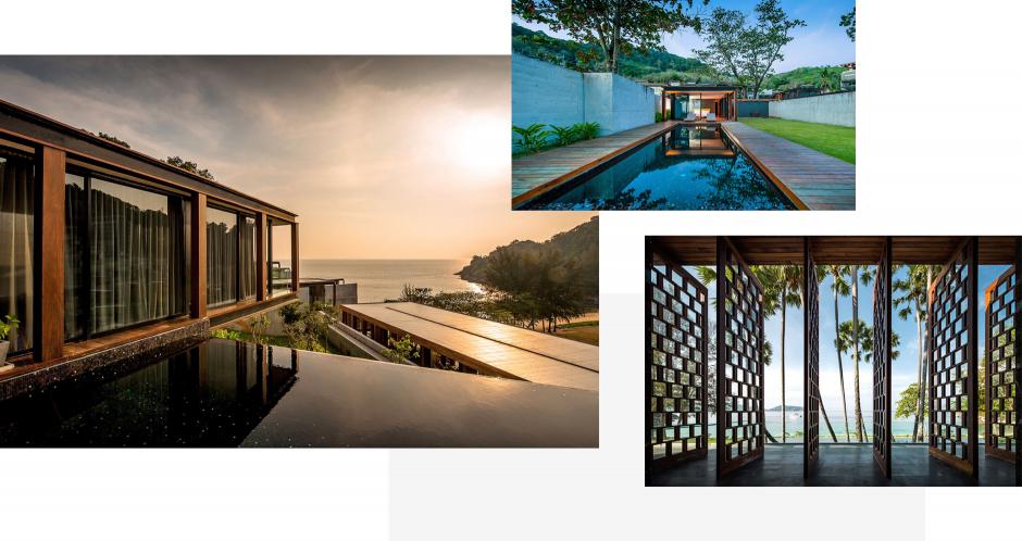 The Naka Phuket, Phuket, Thailand. The Best Luxury Beach Hotels & Resorts in Phuket, Thailand by TravelPlusStyle.com