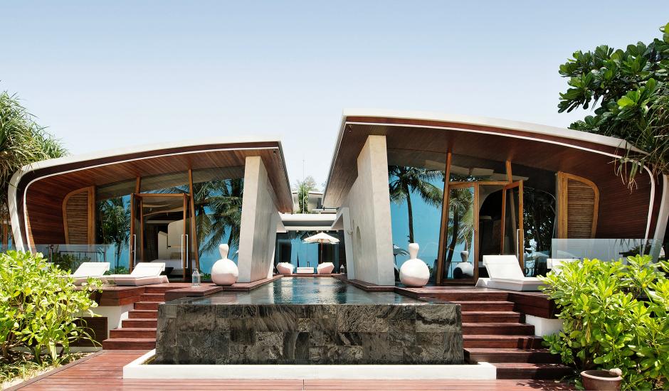 Iniala Beach House, Natai Beach, Phuket, Thailand. The Best Luxury Beach Hotels & Resorts in Phuket, Thailand by TravelPlusStyle.com