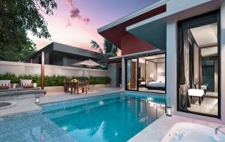 Aleenta Phuket Resort & Spa, Phang Nga, Phuket, Thailand. The Best Luxury Beach Hotels & Resorts in Phuket, Thailand by TravelPlusStyle.com