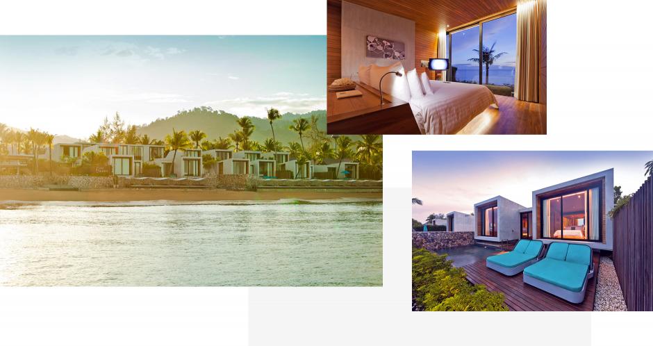 Casa de la Flora, Khao Lak, Thailand. The Best Luxury Beach Hotels & Resorts in Phuket, Thailand by TravelPlusStyle.com