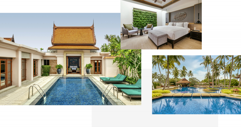 Banyan Tree Phuket, Phuket, Thailand. The Best Luxury Beach Hotels & Resorts in Phuket, Thailand by TravelPlusStyle.com