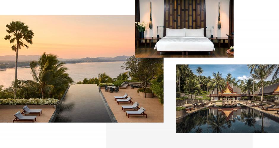 Amanpuri, Phuket, Thailand. The Best Luxury Beach Hotels & Resorts in Phuket, Thailand by TravelPlusStyle.com