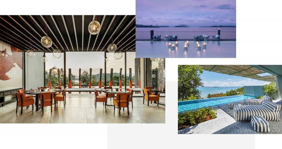 COMO Point Yamu, Ban Pa Khlok, Phuket, Thailand. The Best Luxury Beach Hotels & Resorts in Phuket, Thailand by TravelPlusStyle.com