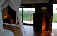 Villa. Ubud Hanging Gardens Hotel. Photo © Travel+Style