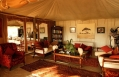 Mess Area, Cottar's 1920s Safari Camp © Copyright Cottar's