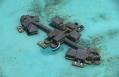 Private Reserve Aerial. Gili Lankanfushi, Maldives. © HPL Hotels & Resorts