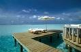 Jetty. Gili Lankanfushi, Maldives. © HPL Hotels & Resorts