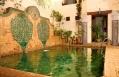 Garden, Riad Fès, Morocco © RIAD FES
