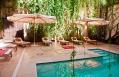 A swimming pool. Riad el Fenn, Marrakech. © 2013 El Fenn
