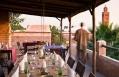 The Roof Terrace. Riad el Fenn, Marrakech. © 2013 El Fenn