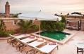 A rooftop plunge pool. Riad el Fenn, Marrakech. © 2013 El Fenn
