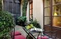 Courtyard, Casa Howard Florence © Casa Howard