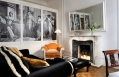 Fireplace Room © Casa Howard