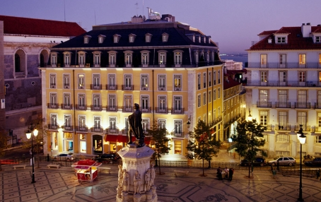 Hotel Bairro Alto, Lisbon © Bairro Alto Hotel