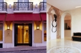 Hotel entrance © Bairro Alto Hotel