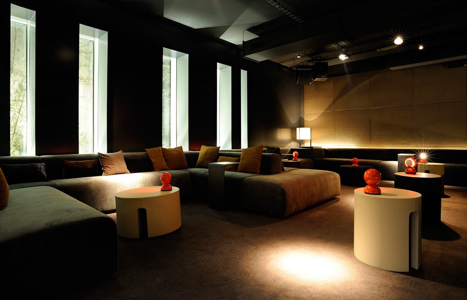 Ommsession Club © Hotel Omm Barcelona