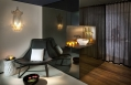 Spa treatment room © Mandarin Oriental Hotel Group