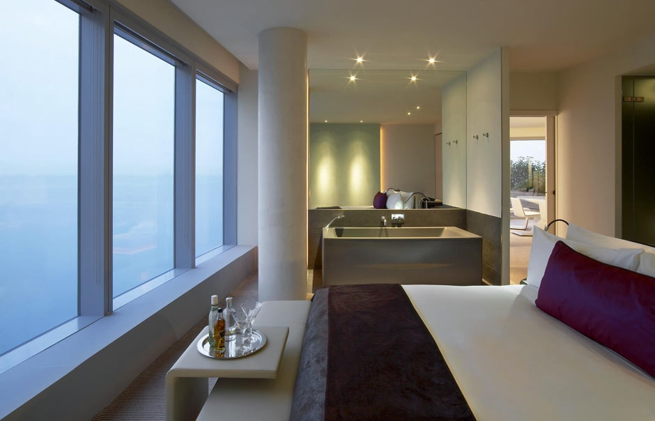 Spectacular Suite bedroom © Starwood Hotels & Resorts Worldwide, Inc.
