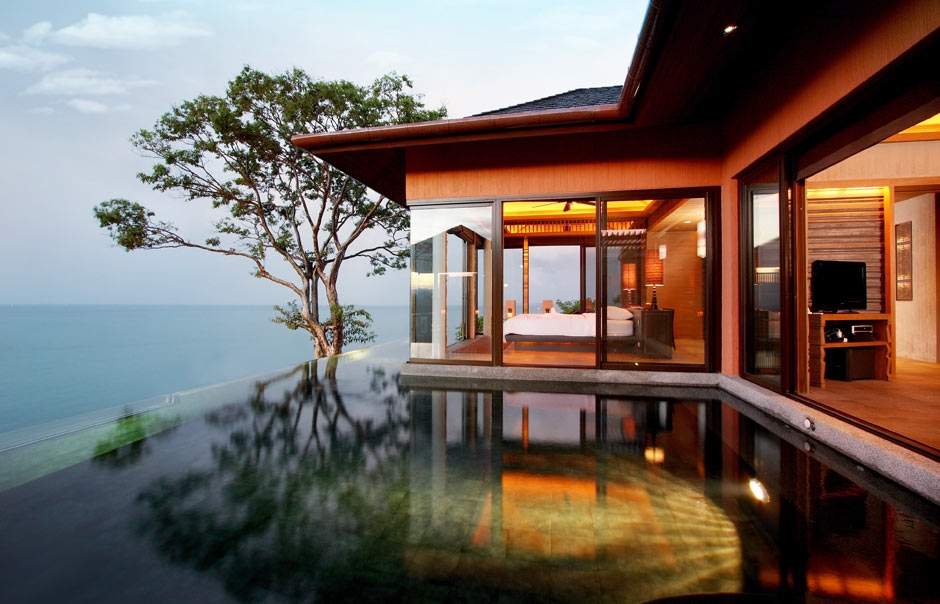 Luxury Pool Villa © Sri panwa Phuket